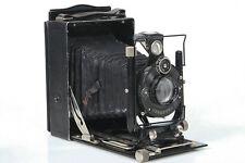 Voigtlander AVUS. 9x12 Folding Plate Camera Skopar 135mm f4.5 Lens #2