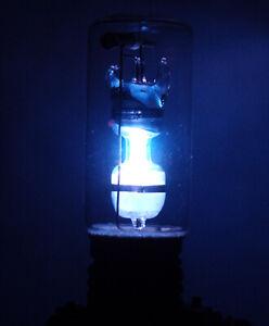 SMK-2 Cadmium rare soviet arc spectral lamp argon gas discharge tube USSR NOS