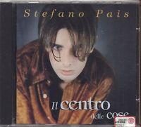 STEFANO PAIS - Il centro delle cose - CD 1998 SIGILLATO SEALED