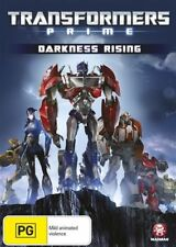 Transformers Prime Darkness Rising dvd Brand new Sealed! 106 mins