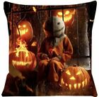 Trick r Treat sam Pillowcase Horror Pillow (Pillowcase Only) Halloween Pillow