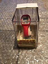BRADLEY MICKEY &PLUTO LCD WATCH IN ORIGINAL BOX NEW BATTERY ***WORKING***