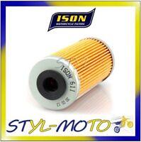 FILTRO OLIO MOTORE ISON 611 = HIFLO HF611 SHERCO SE 300 I-F ENDURO 2012
