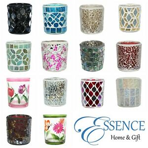 Aromatize / Village Candle Votive Candle / Tea Light Holders - 15+ Designs