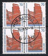 Berlin 874 Viererblock gestempelt, Mi. 34,-