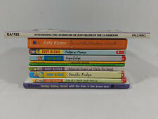 JUDY BLUME in the Classroom and Novels HOMESCHOOL Free Shipping