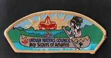 Indian Waters Council Columbia, SC Gold Border CSP 400689