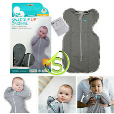Love To Dream Baby Swaddle Up, Gray, Small, 7-13 lbs Better Sleep Baby Health