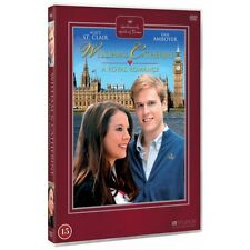 WILLIAM & CATHERINE :A ROYAL ROMANCE -   DVD - PAL Region 2 - New