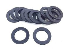 "Pkg/100, 1"" x 1/8"" EPDM Water Meter Gasket, for 1"" Meters & Couplings"