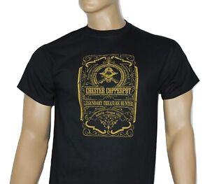 The Goonies 80s inspired mens film t-shirt - Chester Copperpot