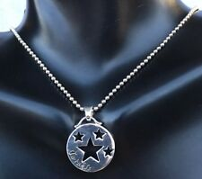 Star Necklace 18�Long 925 Stetling Silver Twinkle