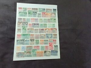 British Commonwealth  - Various Mint And Used Stamps (157)
