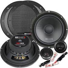 MB QUART QS 165T Car Hifi Speaker Tweeter Hochtöner Paar mit Frequenzweichen