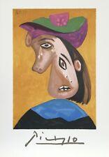 Pablo Picasso, Le Pleureuse, Lithograph