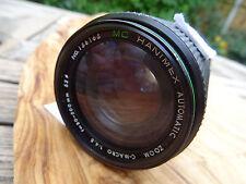 Hanimex Automatic MC 80-200 mm Zoom f4.5 apertura costante Canon FD