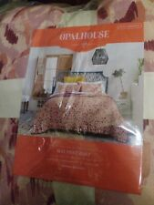 Opalhouse Ikat Print Quilt Blanket Full / Queen Size New In Box