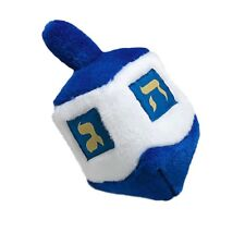 HANUKKAH Dreidel for Dog Toy - 6 in, Plush Talking Toys