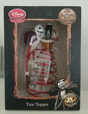 Disney Store Exclusive Nightmare Before Christmas Tree Topper