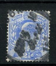Gb Kevii 1902-13, 2.5d Blue P14 Used #A53179
