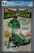 CGC 9.2 GREEN LANTERN #87 1ST APPEARANCE OF JOHN STEWART OW/W PAGES 1971