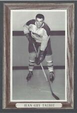 1964-67 Beehive Group III Montreal Canadiens Hockey Photos #116 Jean-Guy Talbot