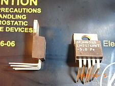 LM2576HVT-5.0 National Semiconductor NSC 3A Step-Down Voltage Regulator TO-220