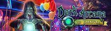 Dark Arcana: il CARNEVALE A VAPORE-Chiave per PC, Mac o Linux