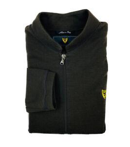 Michael Toschi Brown 6401 Merino Wool Back Pocket Cycling Jersey Mens XL 475$