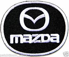 MAZDA CX RX 3 5 7 9 Miata Logo Patch Iron on T shirt Cap Accessories Badge Sign
