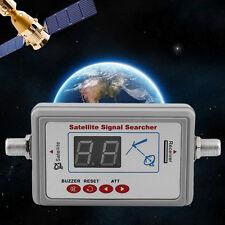 GSF-9507 LED Screen Dispaly Satellite Finder Universal TV Signal Finder FY