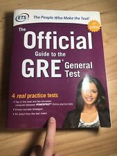 The Official Guide to the GRE General Test by Educational Testing Service (2016)