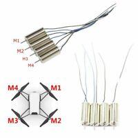 Universal Motor CW/CCW Cable Motors for DJI Tello Mini RC Drone Repair Parts SUK