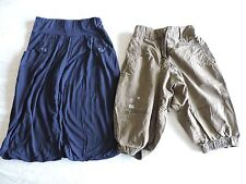 pantalons fille ; taille 10 ans
