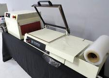 DibiPack Shrink Wrap Machine w/Guarantee – Preferred Pak Uline