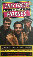 Only Fools and Horses The Second Time Around VHS Video