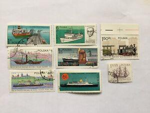 Poland Polska Nice stamps Lot 5