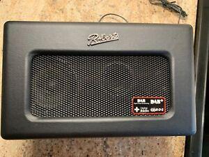 Roberts DAB/DAB+/FM/Internet 'Revival Style' Black Main / Battery Portable Radio