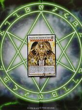 FAN CUSTOM ANIME COSPLAY YU-GI-OH! HOLACTIE THE CREATOR OF LIGHT PROXY ORICA