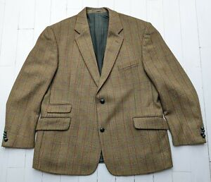 Lovat Tweed Jacket Size XXL - Absolutely FABULOUS !!! Sublime style 46 Chest