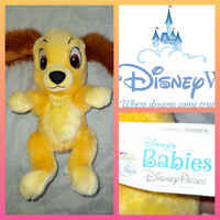 Disney Parks Lady And The Tramp Babies Dog Plush Soft toy Puppy comforter