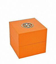 Display Collector Box Manual for Watch New (Never Used) Tory Burch Watch Package