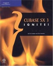 Cubase SX 3 Ignite! by Eric Grebler and Chris Hawkins (2004, Paperback)