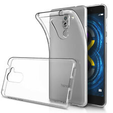 "For Huawei Honor 6X 5.5"" Case, 2 pcs Huawei Honor 6X Clear Soft Sillicon case"