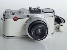 LIMITED Leica X2 CMOS SENSOR CAMERA WHITE LEATHER JP MODEL with SHOULDER STRAP