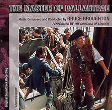 MASTER OF BALLANTRAE (PCD) (CD) Soundtrack NEW Sealed