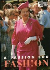Queen Elizabeth II, Hat Gloves Purse - Royal Family Trading Card, Not a Postcard