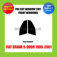 FIAT BRAVA 5-DOOR 1995-2001 FRONT PRE CUT WINDOW TINT KIT