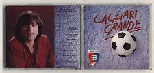 Cd Mario Fabiani CAGLIARI GRANDE – PERFETTO 1993 Calcio INNO