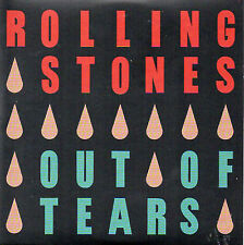 ★☆★ CD Single The ROLLING STONES Out of tears 5-track CARD SLEEVE ★☆★